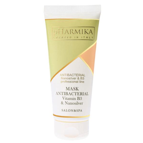 Антибактериальная маска с витамином В3 и наносеребром, 200мл