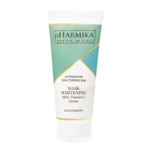 Отбеливающая маска с витамином С, АНА, арбутином, 200мл