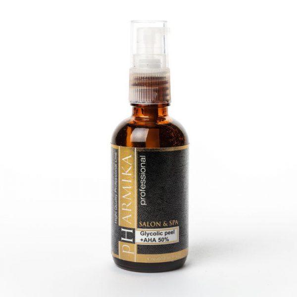 Гликолевый пилинг с AHA и аминокислотами, 50%, 50мл