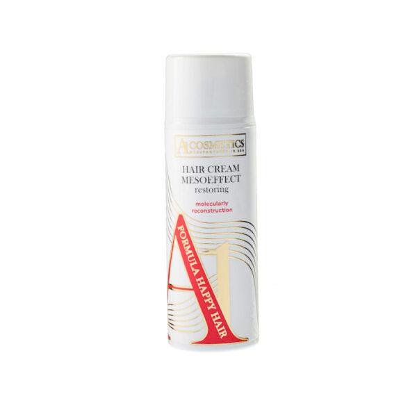 Крем мезоэффект, восстанавливающий и придающий блеск и силу поврежденным волосам, 100мл