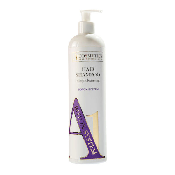 Шампунь профессиональный глубокого очищения для волос, 500мл